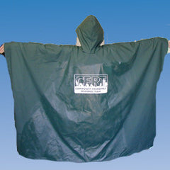 Deluxe Poncho with Logo