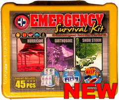 Hurricane Basic Emergency Kit