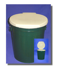 Luggable-Loo Portable Toilet