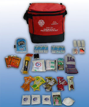 Senior Deluxe 3 Day Emergency Kit