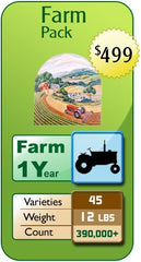 Farm Pack for a Farm