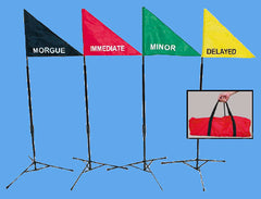 Triage Identification Flag Kit