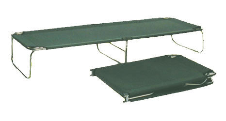 Basic Shelter Folding Cot - 250 lb. Capacity