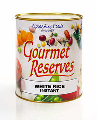 Canned Food - Rice, Meat TVP