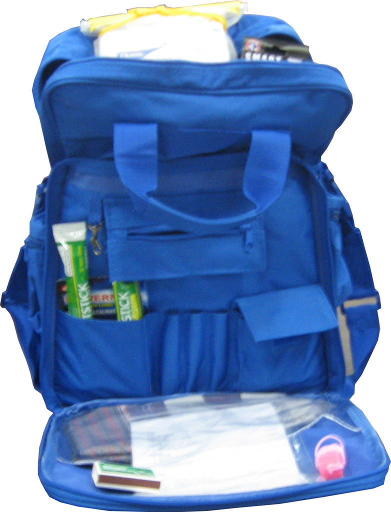 Four Person Basic Emergency Backpack