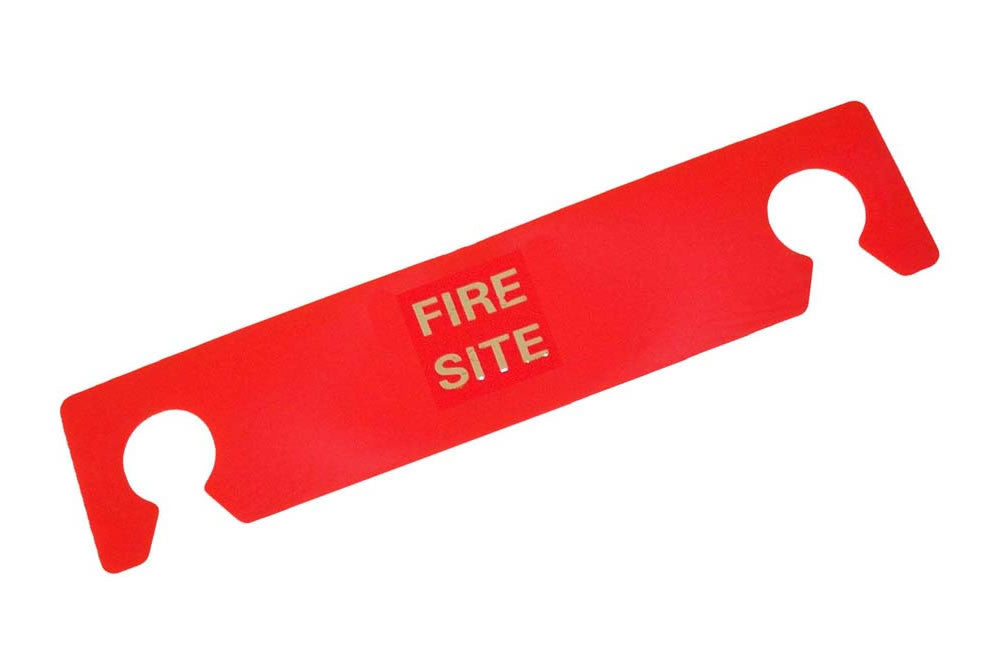 Heavy Duty Plastic Door Markers (Double)