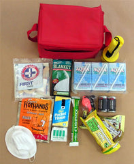 Senior Basic 1 Day Emergency Kit
