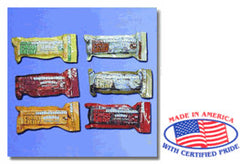Meal Size Energy Bars - 5yr