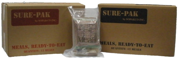 Meals Ready to Eat (MRE's)