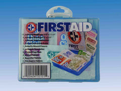 45 Piece First Aid Kit