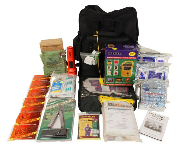 Traveler Kit 1 Person - 3 Plus Days