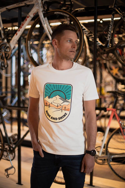 ÇOIS Ride and Shine Cycling T-shirt