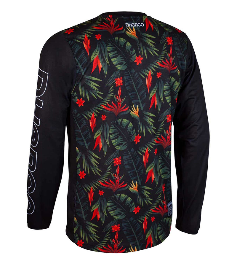 DHaRCO Gravity MTB Jersey Tropical for Men