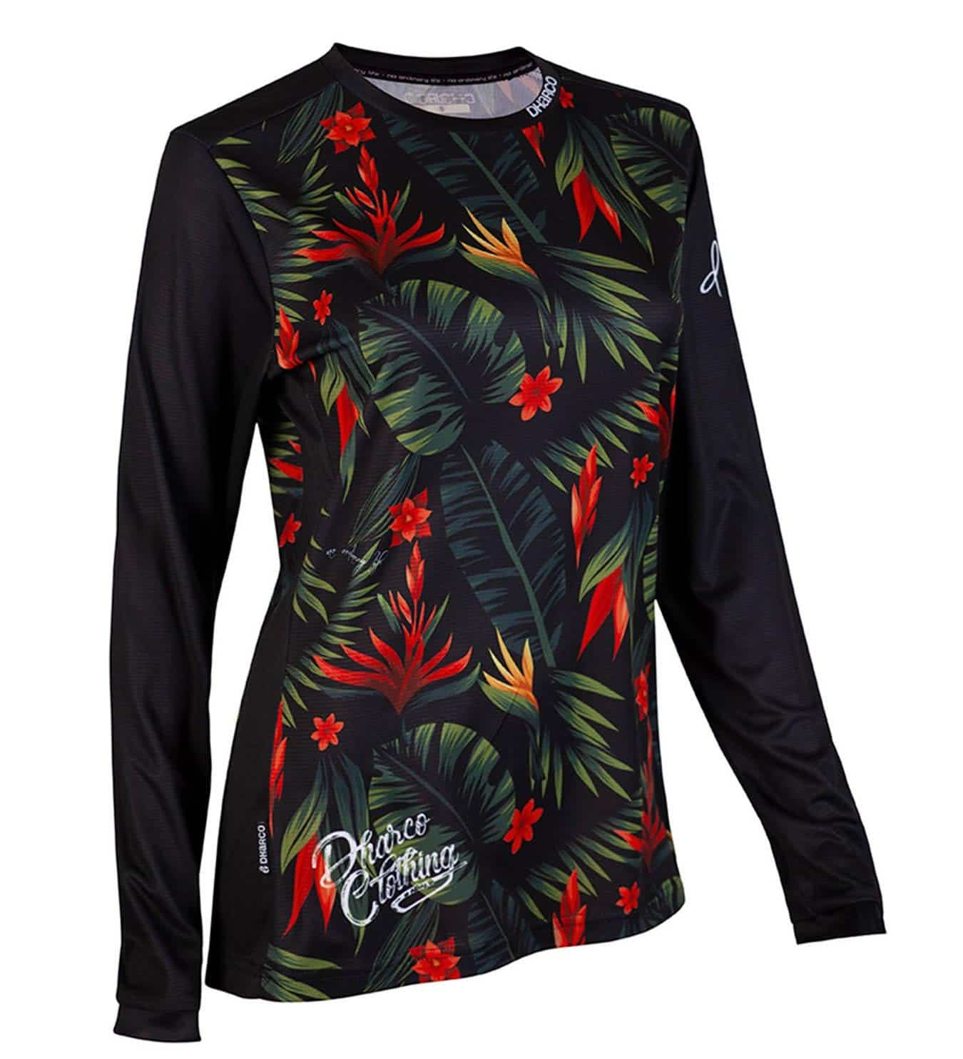 DHaRCO Gravity MTB Jersey Tropical for Women