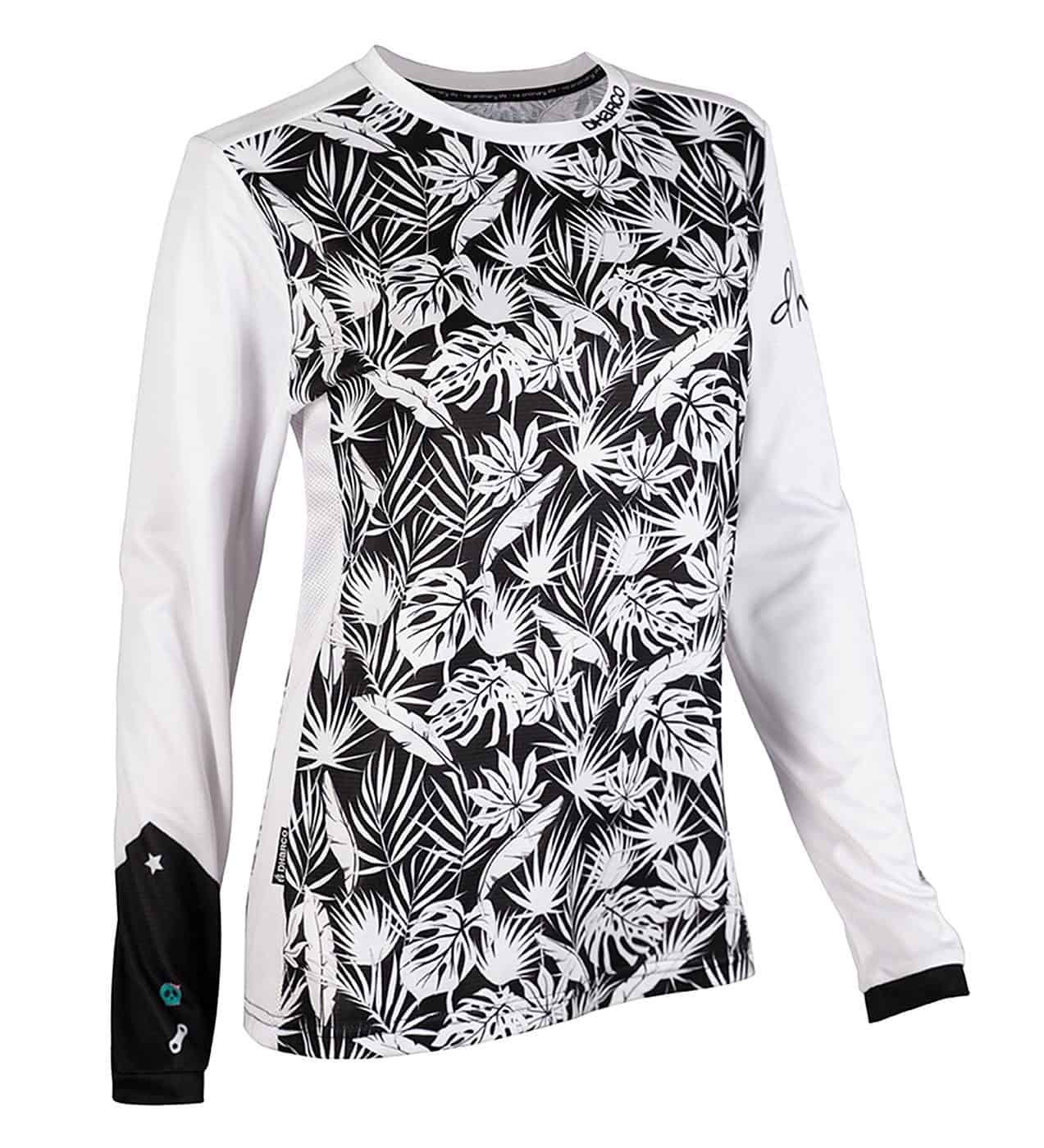 DHaRCO Ladies MTB / DH Gravity Jersey | Monochrome (Only L)