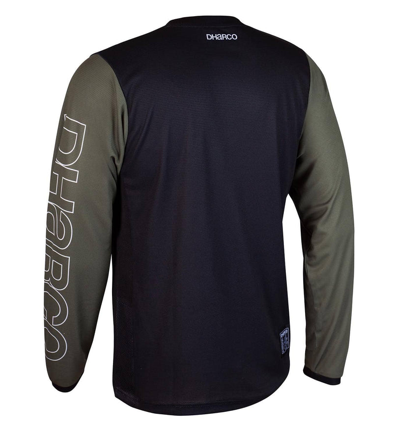 DHaRCO Mens Gravity MTB / DH Jersey Camo