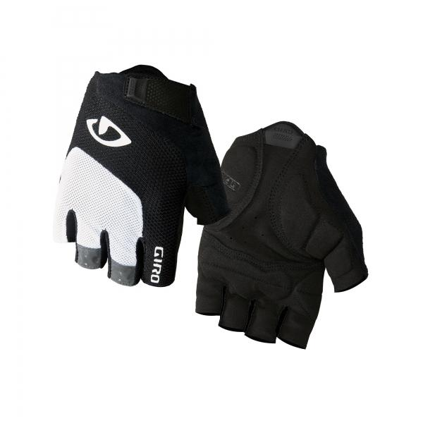 GIRO Bravo Gel Cycling Glove Black & White