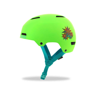 GIRO Dime FS Kid Helmet (Matt Lime)