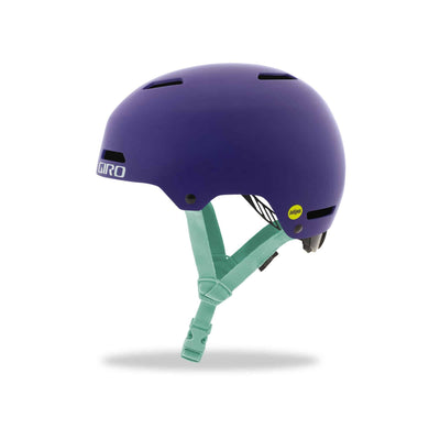 GIRO Dime FS MIPS Kid Helmet (Matt Purple)