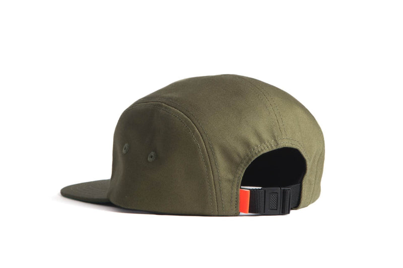 GOD & FAMOUS 5-panel Cap Olive Green
