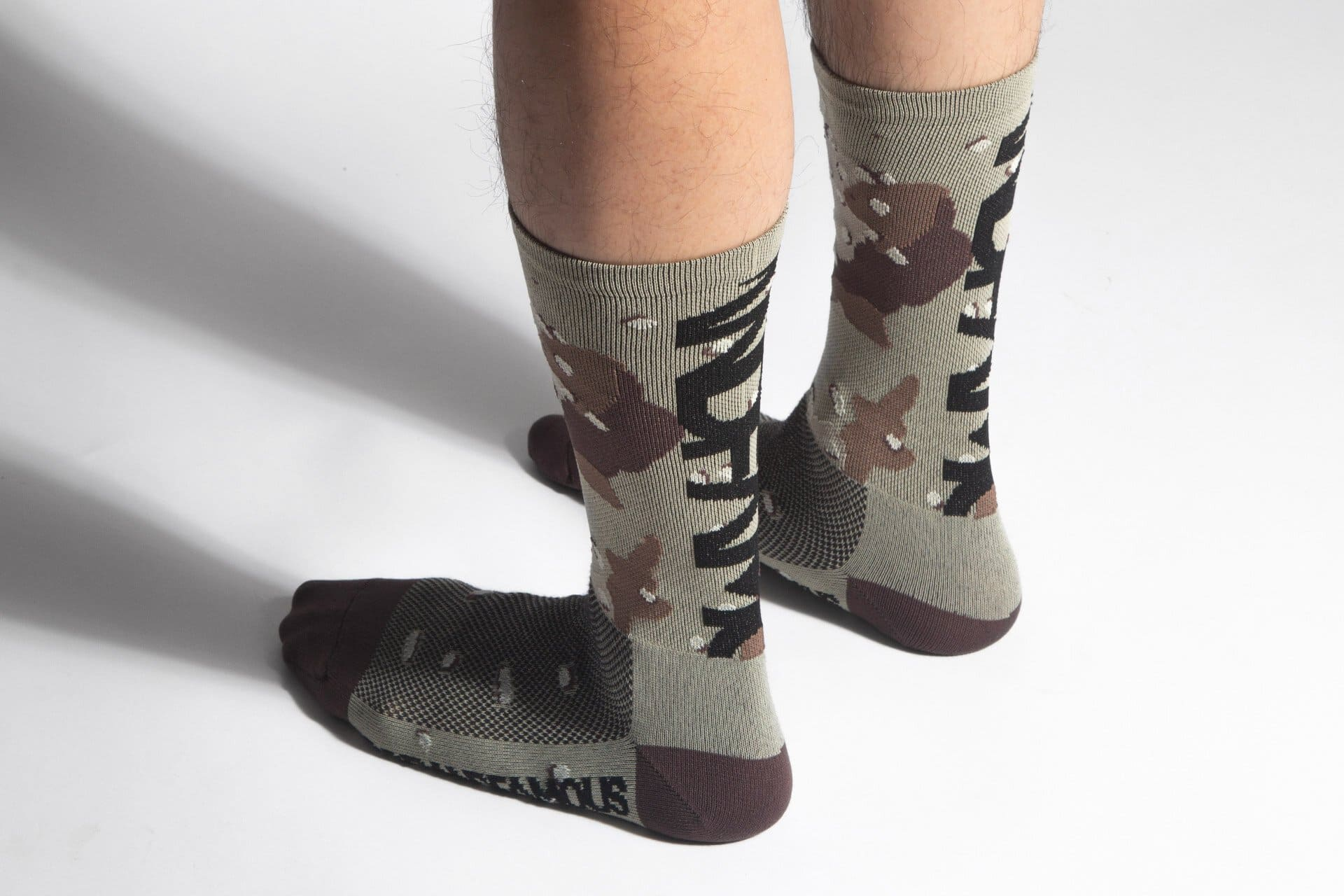 GOD & FAMOUS Dirt Church Socks