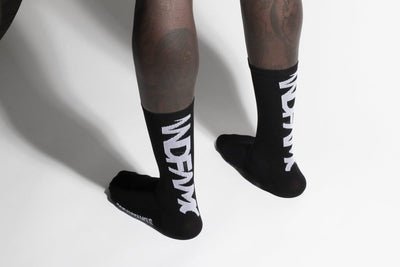 GOD & FAMOUS Pro Team Socks (black)