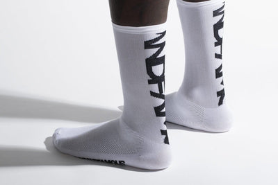 GOD & FAMOUS Pro Team Socks (white)