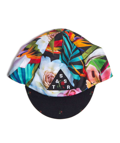 GOD & FAMOUS SASTR 4-Panel Cycling Cap