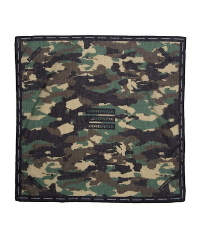 GOD & FAMOUS Woodland Camp Bandana
