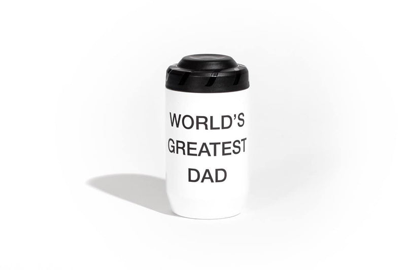 GOD & FAMOUS World's Greatest Dad Container