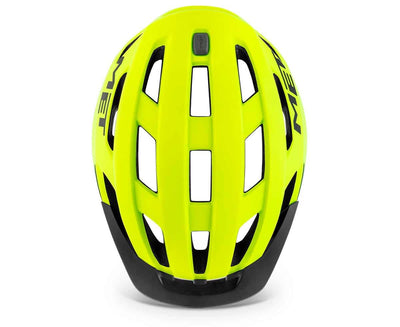 MET Allroad helmet (matt yellow)