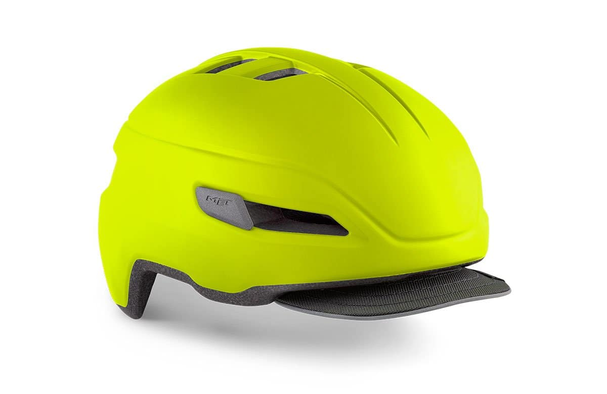 MET Corso Urban Helmet (Safety Yellow)