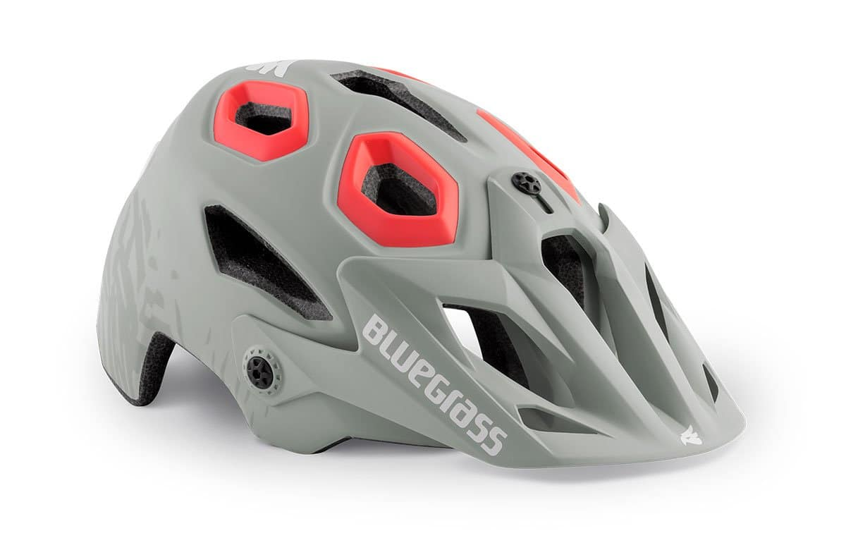 MET Golden Eyes MTB Helmet (Gray/Pink)
