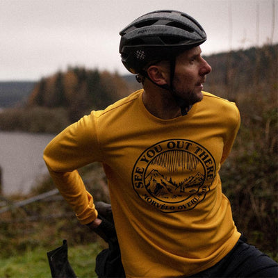 MORVÉLO Out There Overland Elemental Long Sleeve Tech Tee