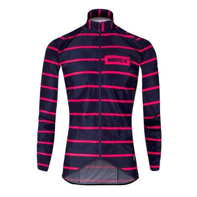 MORVÉLO Rust Aegis Windproof Cycling Jacket
