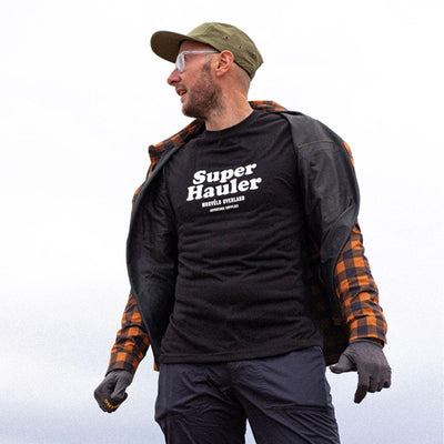 MORVÉLO Super Hauler Overland Long Sleeve Tech Tee