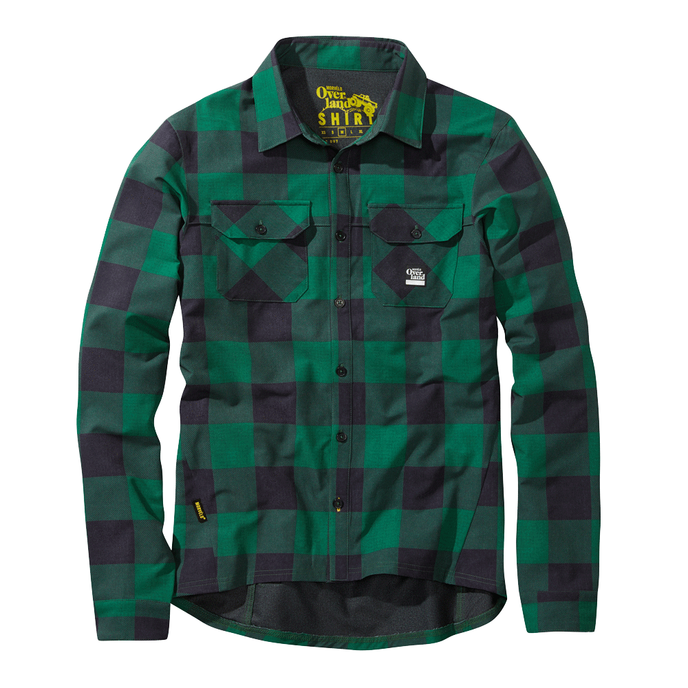 MORVÉLO Trucker Overland Long Sleeve Shirt
