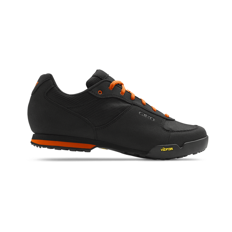 GIRO GF Rumble Cycling Shoe (Black / Orange)