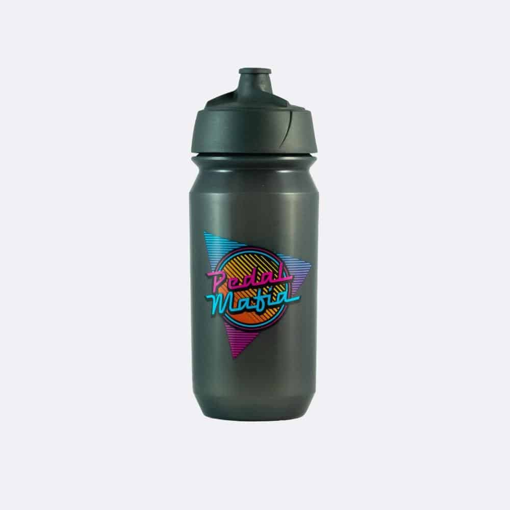 PEDAL MAFIA Retro Vibes Black Bottle / Bidon 500ml