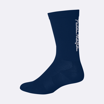 PEDAL MAFIA Tech Sock - Navy White