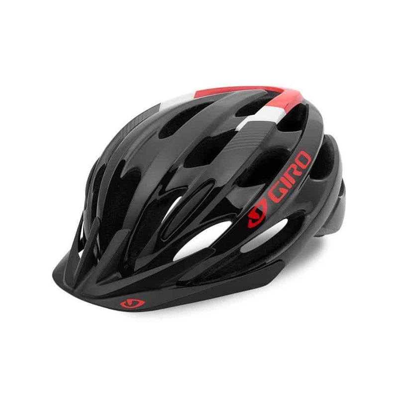GIRO Revel Helmet (Black / Red)