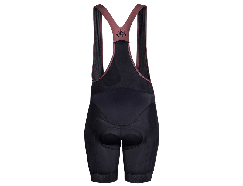 SIGR 2018 Riksväg 92 - Cycling Bib Shorts for Women