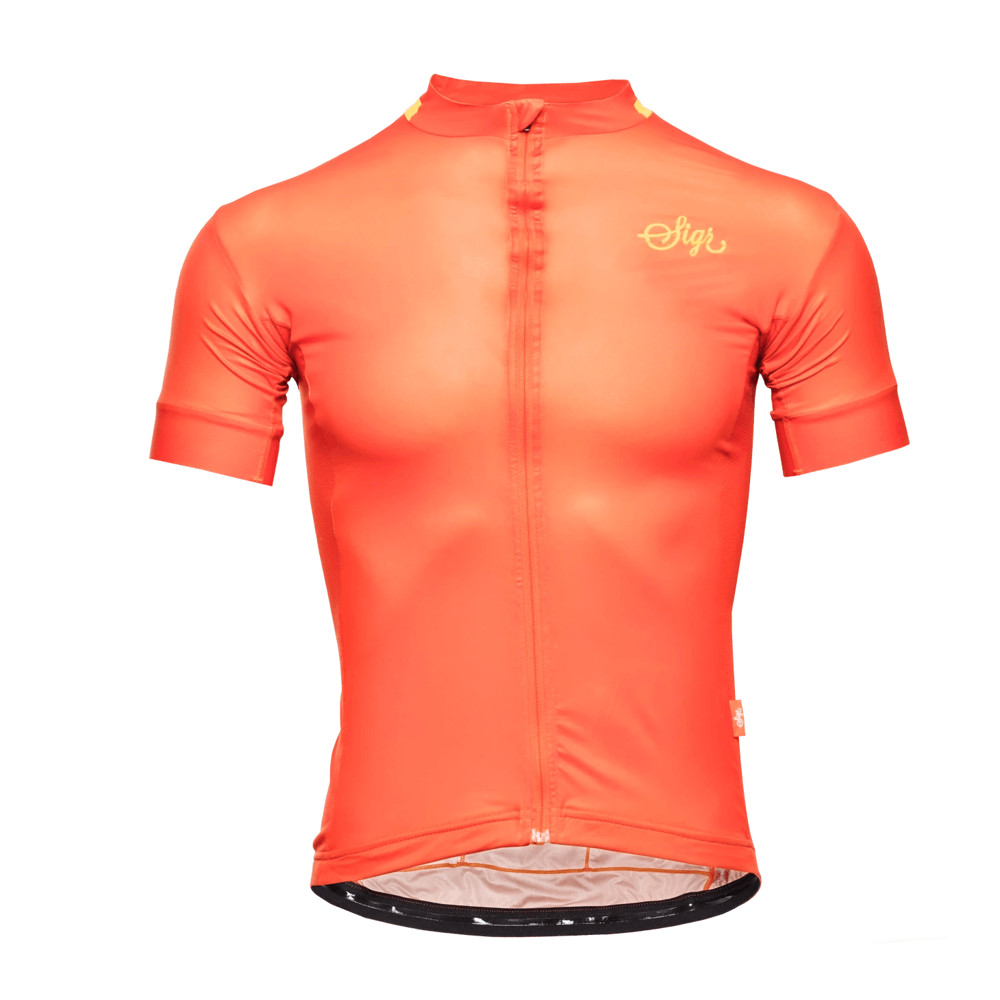 SIGR 'Havtorn' Orange Jersey for Men