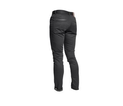 SIGR 'Riksväg 99' Cycling Chinos in Black for Women