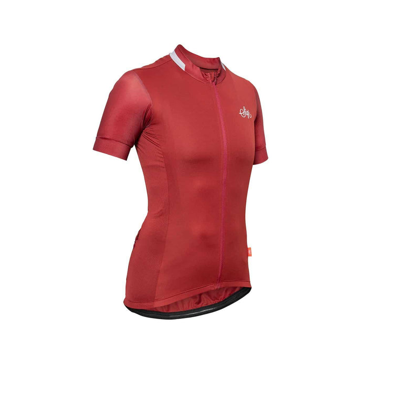 SIGR 'Ros' Cycling Jersey in Red for Women