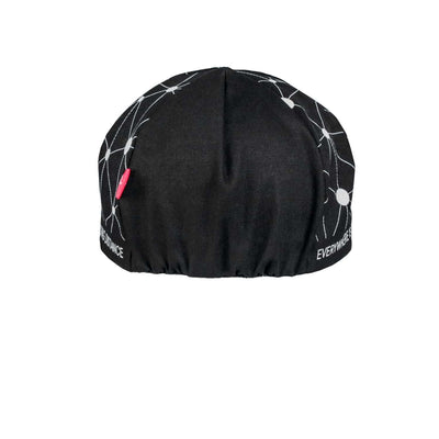 SIGR 'Sidensvans' Cycling Cap Off White