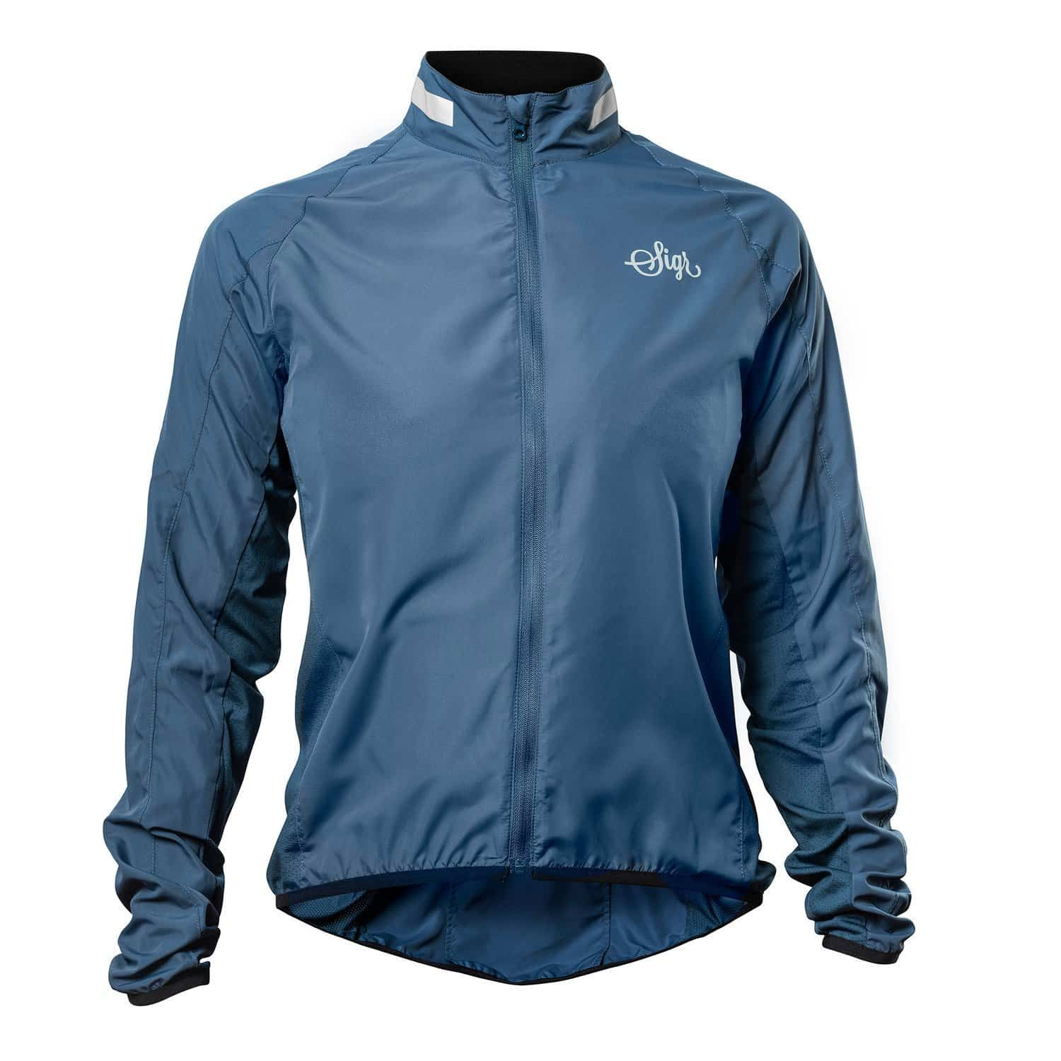 SIGR 'Treriksröset Blue' Pack Jacket for Women