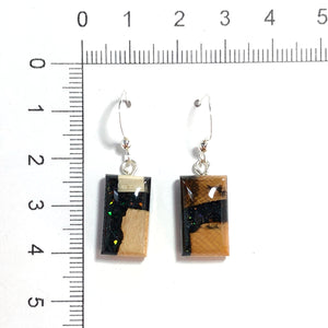 Ammolite_gemstone_micro_flake_and_mammoth_ivory_earrings_size