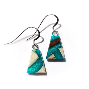 Mammoth_ivory_and_resin_jewellery_earrings_aqua_blue