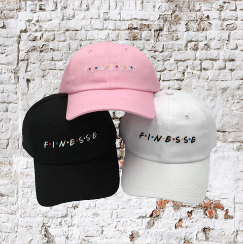 FINESSE Dad Cap